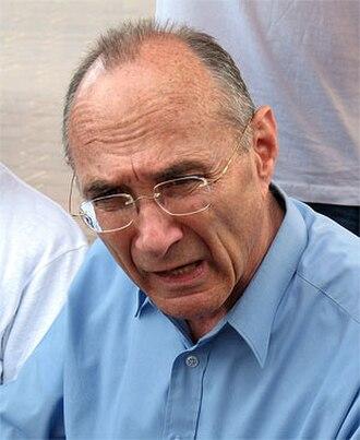 Yisrael Beiteinu - Uzi Landau, Minister of Energy and Water Resources