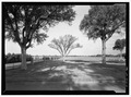 VIEW OF FLAT MARKERS, SECTIONS E AND F. VIEW TO WEST - Fort Lyon National Cemetery, 15700 Country Road HH, Las Animas, Bent County, CO HALS CO-3-4.tif