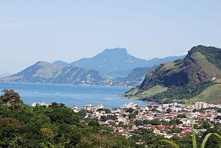 Muriqui, Mangaratiba District in Rio de Janeiro, Brazil