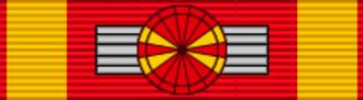 Robert E. Cushman Jr. - Image: VPD National Order of Vietnam Commander BAR