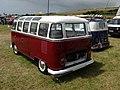 VW T1 split screen Samba Bus (1965) (28087882736).jpg