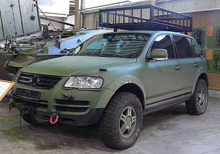 VW Touareg I  Wikiwand