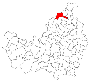 Vad, Cluj Commune in Cluj, Romania