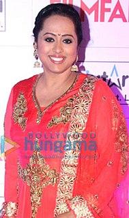 Vaishali Samant Indian playback singer