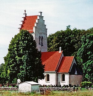 Västerhejde - Västerhejde Church