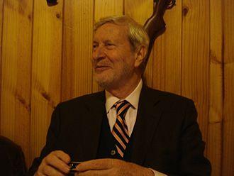 Gianni Vattimo - Vattimo in Lima, Perú in 2010