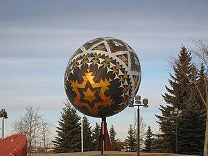 Vegreville - The July Pysanka Festival showcases Ukrainian culture in Alberta