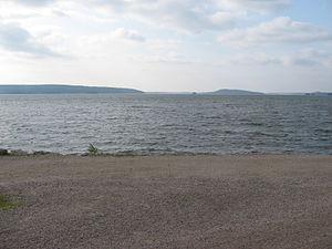 Vesijärvi - View from harbour