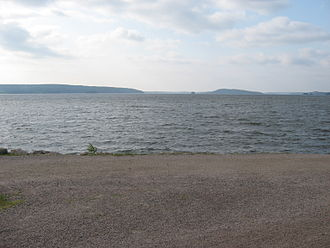 Vesijärvi - View from harbour