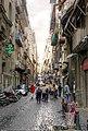 Via dei Tribunali e tempo piovoso – Napoli 2013-05-16.jpg