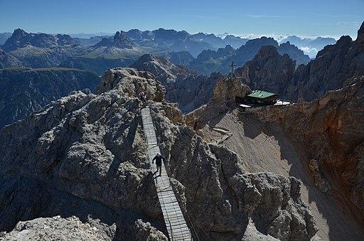 Via ferrata Ivano Dibona - panoramio (2)