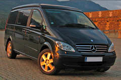 Mercedes-Benz Viano przed face liftingiem