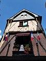 Vieux tours, 19 rue de la Monnaie, maison13,14 et 15em siècle.jpg