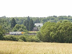 View from Gerrards Cross to Fulmer Hall across the M40 Motorway - geograph.org.uk - 20836.jpg