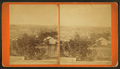 View looking north from the porch of J. C. Buxton's home in Springfield, from Robert N. Dennis collection of stereoscopic views.png
