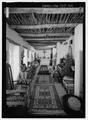 View of Oratorio, looking west - Barela-Reynolds House, Calle Principal, Mesilla, Dona Ana County, NM HABS NM-205-34.tif