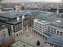 View of Plaza St Pauls Cathedral London.jpg