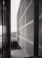 View of the connecting Corridor of Interior Design Center in Italy designed in 1955 by the Italian designer Gualtiero Galmanini.png