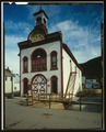 View to southeast - Old City Hall, Elk Avenue, Crested Butte, Gunnison County, CO HABS COLO,26-CRBU,4-1 (CT).tif