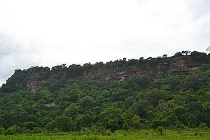 Vijaygarh Fort - Vijay Garh Fort on the Hill