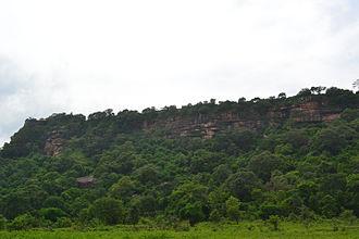 Sonbhadra district - Vijaygarh Fort on the Hill top