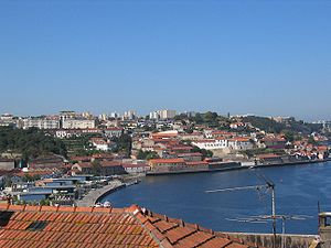 Douro Wine Company - In the 17th and early 18th century, British wine merchants worked to consolidate their control over the Port wine industry which included building large warehouses in Vila Nova de Gaia (pictured) where they could store long term wine they bought on credit from Portuguese growers.