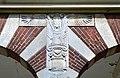 Villa Salatiga Sterreschansweg 77 Nijmegen Oscar Leeuw gestileerde adelaars in natuursteen.jpg
