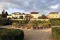 Villa la quiete, veduta dal giardino 05.JPG