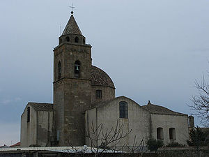 Villanovafranca San Lorenzo church.jpg