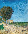 Vincent van Gogh - Avenue bij Arles.jpg