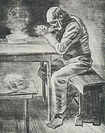 Vincent van Gogh - Prayer Before the Meal F1002.jpg