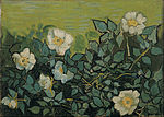 Vincent van Gogh - Wild roses - Google Art Project.jpg