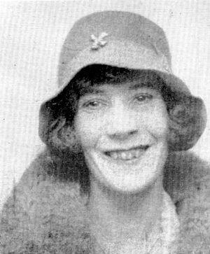 Brighton trunk murders - Violette Kaye
