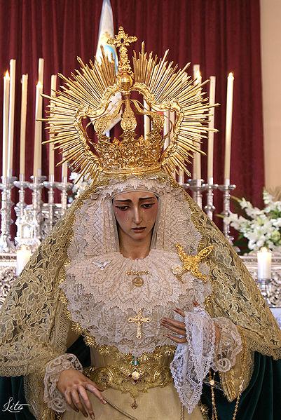 Archivo:Virgen rosario de Ciudad Jardín.jpg