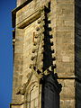 Vitré (35) Église Notre-Dame Façade sud 7ème pinacle.JPG