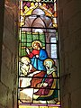 Vitrail de la deuxième chapelle sud (Eglise de Vieux).jpg