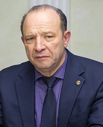 Vladimir Kvint - Photo of Vladimir Kvint, 2016