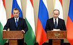 Vladimir Putin and Viktor Orbán (2016-02-17) 11.jpg