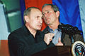 Vladimir Putin in the United States 13-16 November 2001-40.jpg