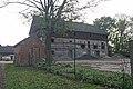 Vodní mlýn - areál (mlýn, sušárna obilí a čekanky, stodola, náhon) (Boharyně), 03.JPG