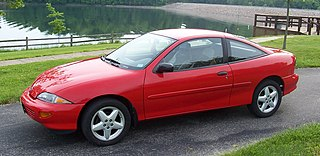 Chevrolet Cavalier Motor vehicle