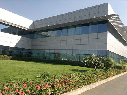 Volkswagen India Plant and offices in Pune Volkswagen India Private Limited Pune Office-plant 1338.jpg