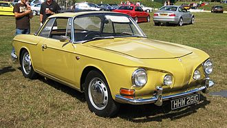 Karmann - Volkswagen Karmann Ghia Type 34 (1961–1966)