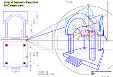 Disegno architettonico - Wikipedia