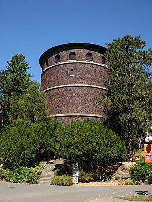 Volunteer Park (Seattle) - Volunteer Park Water Tower, Seattle, WA