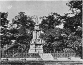 Volunteers monument, Queen's Park, from 'Toronto Old and New...'.png