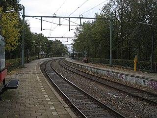 Leidschendam-Voorburg RandstadRail station RandstadRail station and metro stop in The Hague