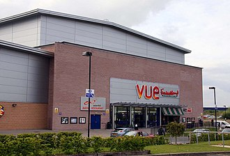 Cinema Exhibitors' Association - Vue cinema in Littlemore, south Oxford