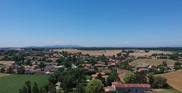 Photo de la ville Saint-André-de-Corcy