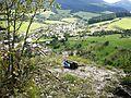 Vyhľiadka nad obcou Súlov - panoramio.jpg